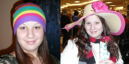 Amanda in Hat 2