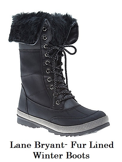 Lane Bryant Boot1