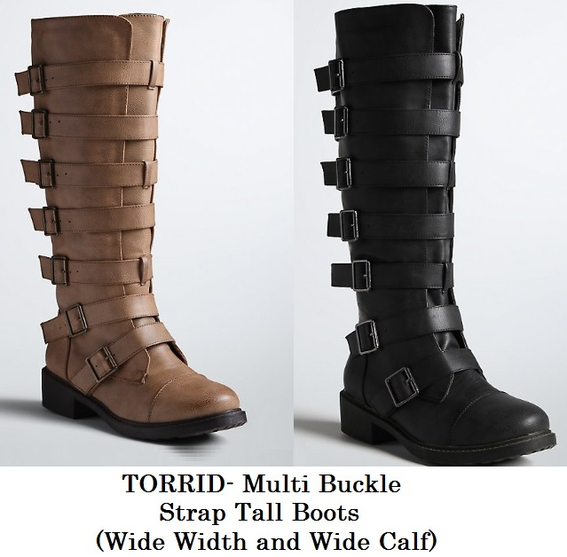 Torrid Boot Both