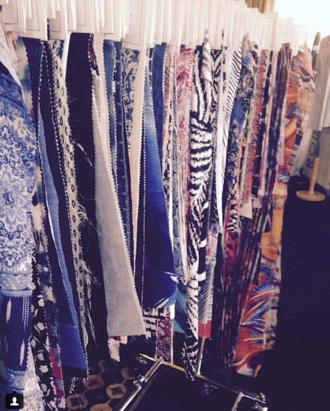 Fabrics at DG